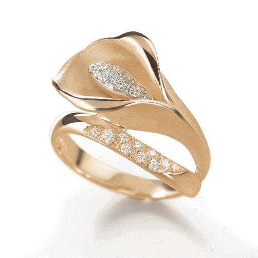 Annamaria Cammilli anello-calla