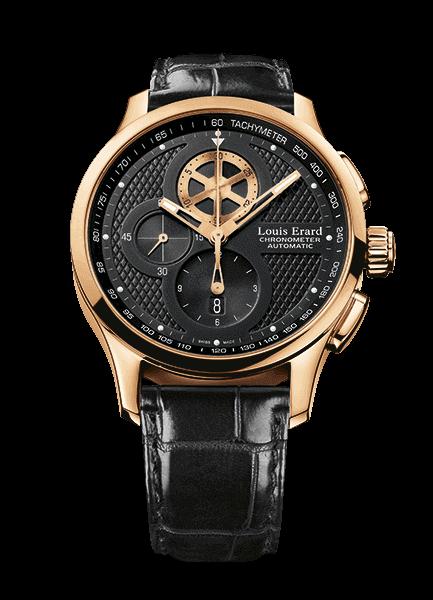 Louis Erard cronografo