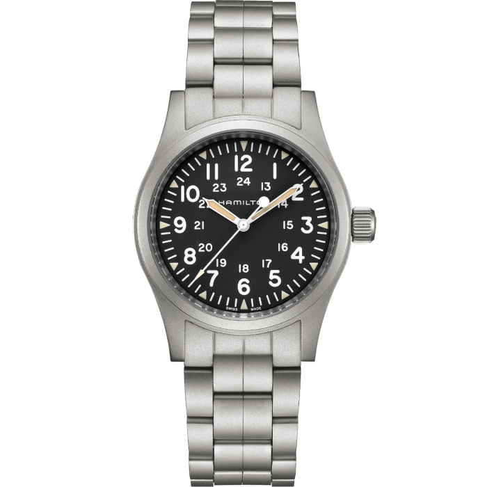 Khaki Field Mechanical H69439131 Hamilton