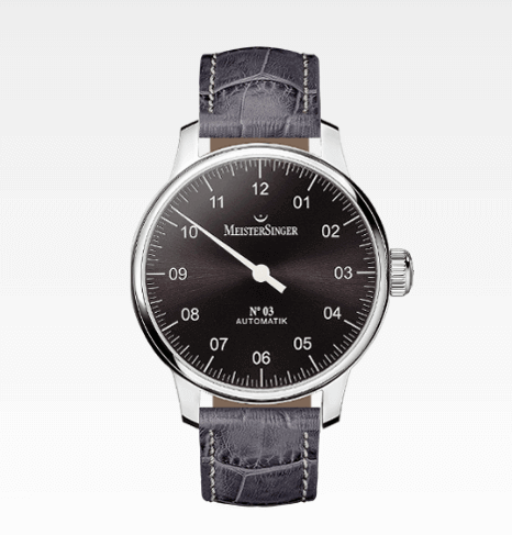 Meistersinger N 03 Automatic Am907