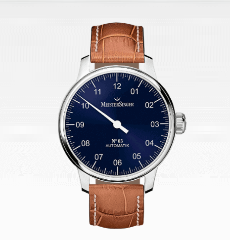 Meistersinger N 03 Automatic Am908