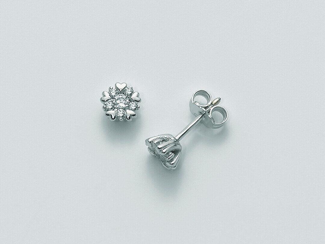 stili classici tecniche moderne lucentezza adorabile Orecchini Diamanti Erd1788_008s
