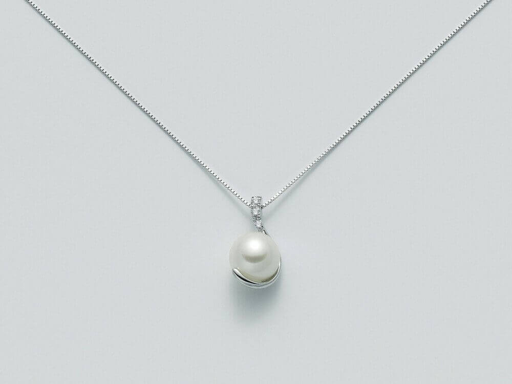 miluna pcl3329 parure collana perle. Black Bedroom Furniture Sets. Home Design Ideas