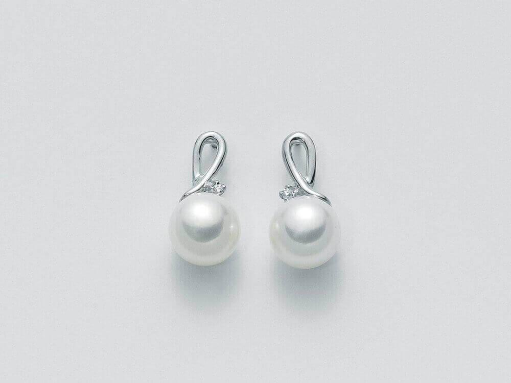 vasta selezione di 8b8fc e151b Orecchini Perle Per1096