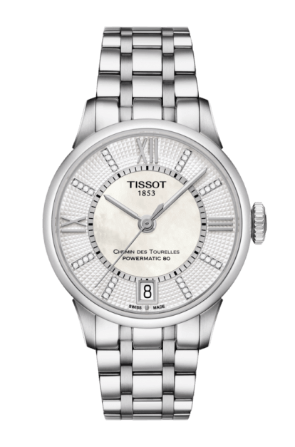 Tissot Chemin Des Tourelles Powermatic 80 Lady T099.207.11.116.00