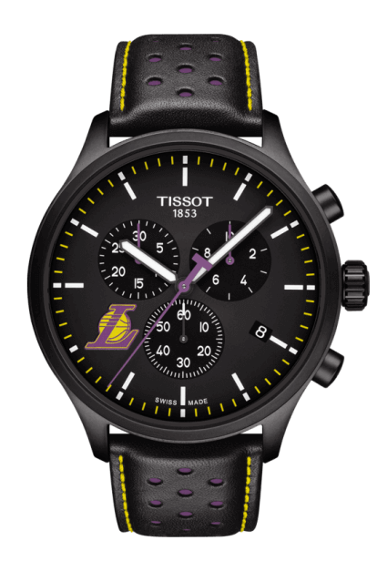 Tissot Chrono Xl Nba Los Angeles Lakers Edition T116.617.36.051.03